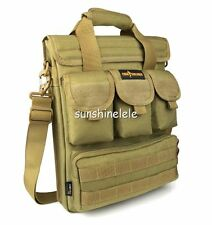 Waterproof Tactical shoulder Sling bag for Outdoor Activities.BEST for Laptop