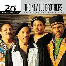 The Best of Neville Brothers: 20th Century Masters Millennium Collection