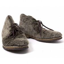 COMME des GARCONS HOMME PLUS fur Chucker boots Size 7.5(K-10445)