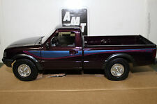 AMT 1:24 Scale 1993 FORD RANGER STX 4 X 4 PROMO CAR (DARK PLUM METALLIC)