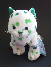 WB5 Clover cat  WEBKINZ PLUSH new code stuffed animal ganz