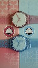 Swatch just Born 1+2 - gn 184 pack + gp 112 Pack-Special packaging-Coll. 2000