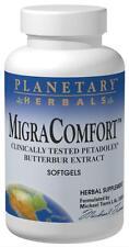 MigraComfort Petadolex Butterbur 50mg, 60 softgels, Planetary Herbals