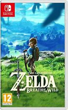 (Preorder) The Legend of Zelda: Breath of the Wild | Nintendo Switch