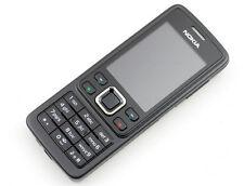 Unlocked Nokia 6300 Mobile Phone Classic Phone MP3 Player GSM Black