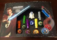 McDonald's Happy Meal Star Wars Spinners Store Display