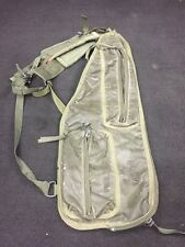 US MILITARY Spare Barrel Carrying Case With Backpack Straps See Listing