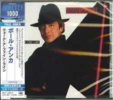 PAUL ANKA-WALK A FINE LINE -JAPAN CD B63