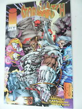 1 x comic-estados unidos-Stormwatch-nº 11-August-Image-inglés - z.1
