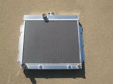 1963-1969 Dodge Plymouth Aluminum Radiator 3 Row Core Charger Fury Valient Dart