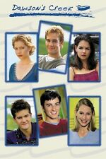 DAWSON'S CREEK ~ 6 PICS CAST 27x40 TV POSTER Michelle Williams NEW/ROLLED!