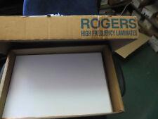 1x ROGERS RO4350B-0600-5E-5E-12X18 Laminates High Frequency Circuit Material PCB