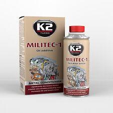 K2 Militec-1 Vollsynthetischer Ölzusatz Motorölzusatz Öladditiv | 250ml