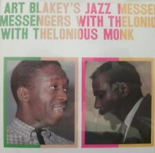 ART BLAKEY'S Jazz Messengers with THELONIUS MONK (CD) . FREE UK P+P   ..........
