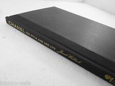 Chanel Her Style and Her Life Janet Wallach Book 1998 First Edition No Jacket
