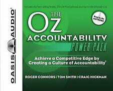 The Oz Accountability Power Pack (Smart Audio), Smith, Tom, Connors, Roger, Good
