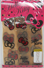 Sanrio HelloKitty Tattoo Tights Stocking 20 Denier 150 -165cm Japan 25052