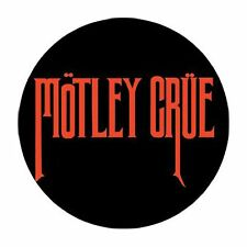 Parche imprimido, Iron on patch, /Textil sticker/ - Mötley Crüe, Motley Crue