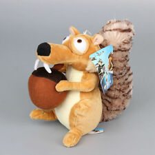 Ice Age Squirrel Scrat Plush Toy ICE AGE Stuffed Animals Soft Toys 27cm