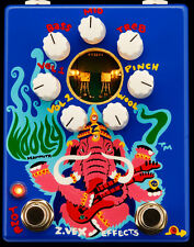 Z.VEX ZVex Effects Pedal,Hand Painted, Woolly Mammoth 7, WM7, New,Free Shipping