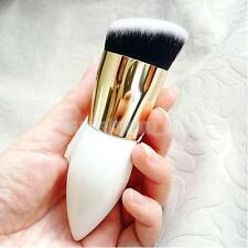 Large Flat Head Makeup Foundation Blush Buffer Powder Bronzer Beauty Brush