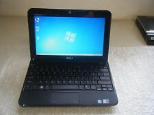 Dell Inspiron Mini 1012 Netbook Windows 7, Intel Atom 1.66Ghz, 160GB HD, 1GB Ram