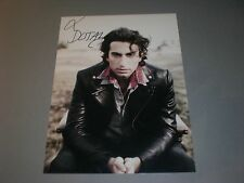 Dotan Harpenau Israel signed autograph Autogramm 8x11 inch photo in person
