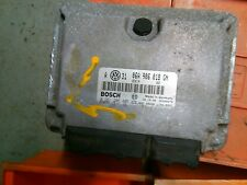 VW Golf Mk4 2.0 GTi Gasolina ECU Bosch 06A906018gn 0261206805
