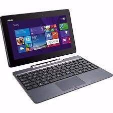 "ASUS Transformer Book T100TAF Windows 8 Wi-Fi Tablet 32GB 10.1"" Keyboard Gray"