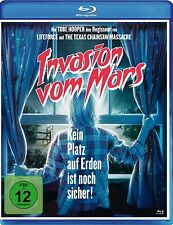 Tobe Hooper INVASION VOM MARS Timothy Bottoms KAREN BLACK BLU-RAY Neu
