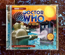 DOCTOR WHO: THE KROTONS Classic TV Adventure, Audio Book (BBC)