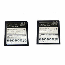 2X 2200mAh Li-ion Battery for Sprint SamSung Galaxy S 2 EPIC Touch SPH-D710