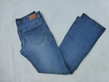 WOMENS GUESS STRAIGHT LEG JEANS SIZE 29x31 #W74