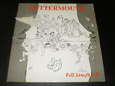 GUTTERMOUTH DR. STARNGE RECORDS 1991 RARE!