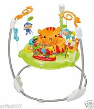 New *** Fisher-Price Roaring Rainforest Jumperoo Music Baby Jump Fun Toy