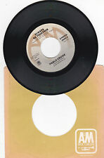 7''Single  PABLO CRUISE LOVE WILL FIND A WAY ALWAYS BE TOGETHER