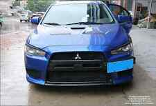 Matt Black Look Headlight Eyebrow Mitsubishi Lancer CJ CF Sport EVO Ralliart
