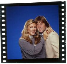 Bruce Jenner Linda Thompson Harry Langdon Transparency w/rights 236i