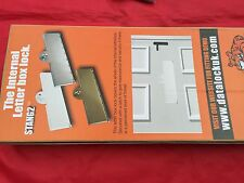 Data Lock Stang 2 Internal Letter Box Lock Deter Guard Helps Protects Your Home