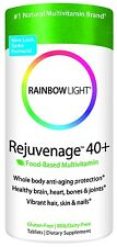 Rainbow Light Rejuvenage 40+ 120 tablets - Multivitamin with Anti-Aging Support
