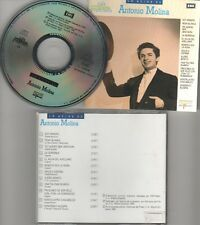 Antonio Molina Vida Cotidiana y Canciones  CD Album 1990