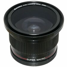 AGFA 0.42X Super Macro Fisheye Lens 58/52mm APFE4258