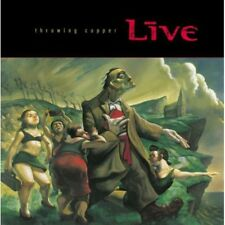 Throwing Copper - Live (2012, Vinyl NIEUW)