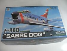 "Kitty Hawk 1/32 32007 F-86D ""Sabre Dog"""