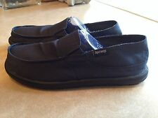 NEW MENS SKECHERS TANTRIC CADWELL 63311 NAVY BLUE SLIP ON BEACH LOAFER SHOE