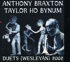 Anthony Braxton - Duets (Wesleyan) 2002 [New CD]