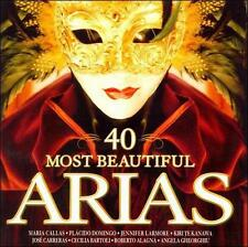 40 Most Beautiful Arias, New Music