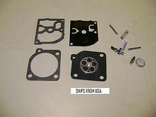 SACHS DOLMAR PS34 PS35 PS340 PS341 PS342 PS343 CARBURETOR CARB REPAIR KIT DR124