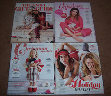 Victoria Secret Catalog LOT (4) Christmas & Holiday Specials 2013 2014