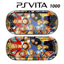 Vinyl Decal Skin Sticker for Sony PS Vita PSV 1000 One Piece New World 1